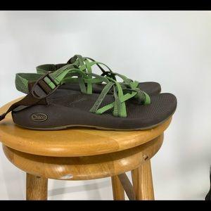 Chaco ZX/2 Yampa green Sandal 9